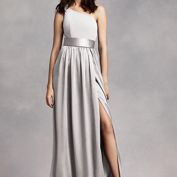 e4417072a58 Vera Wang bridesmaid dress- color  Sterling. M 5ab162ca8af1c56568d67806